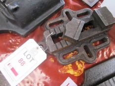 """3"""" machine vice (Recommended collection period for this lot Wednesday 15th - Friday 17th September -"""