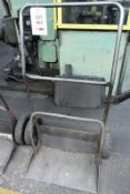 Steel bottle trolley (Recommended collection period for this lot Wednesday 15th - Friday 17th