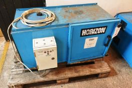 Horizon SE11 electric space heating unit, serial no. 10102 (2018) (Recommended collection period for