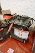 Olympic 225 amp oil cooled arc welding set, model WT-225 (Recommended collection period for this lot