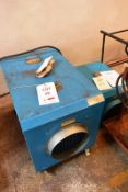 Two electric space heating units, mobile, model Fireflo 29T and FF13 (Recommended collection