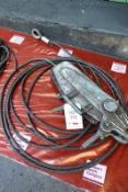 Tirfor wire cable pulling system (Recommended collection period for this lot Wednesday 15th - Friday