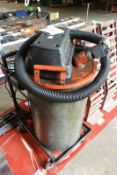 Multivac mobile industrial vacuum (Recommended collection period for this lot Wednesday 15th -