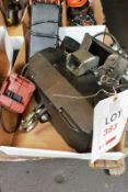 Electric chain hoist, 250 kg (Recommended collection period for this lot Wednesday 15th - Friday