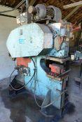 Kingslands J21 mechanical universal steel worker, type XA, serial no. 212178, with Wander foot
