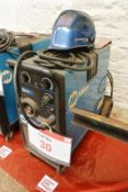 Miller Migmatic 333 compact CV-DC mig welder, 3 phase (Recommended collection period for this lot