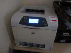 HP Laserjet 4200 tn printer