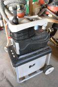 MacAllister MSHP 2800 D-2 shredder, serial no. 192247 (2019)