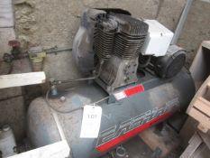 CompAir Auto Power E20 Easiair reciprocating air compressor, 200L