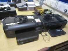 HP Officejet Pro 8100 and Photosmart C4680 printers