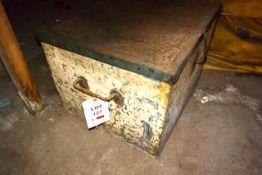 Steel site box