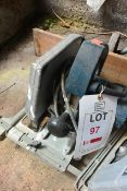 Bosch GKS 855 110v circular saw, serial no. 5320052