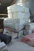 Quantity of STO insulation panels