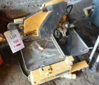 Dewalt DW743 110v adjustable table saw