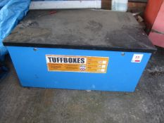 Tuffboxes steel framed tool store, 970 x 640 x 470mm
