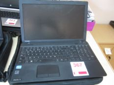 Toshiba Satellite Pro Core i3 laptop