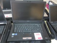 Toshiba Tecra Core i5 laptop