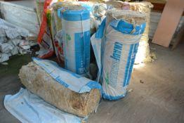 Quantity of various insulation