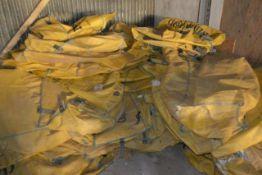 Quantity of various dumpy bags