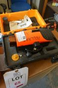 CST/Berger 22X PAL series automatic level, serial no. M21379, with carry case, calibration expired