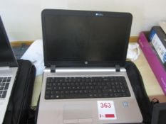 HP Probook Core i3 laptop