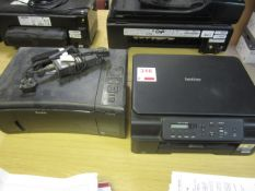 Brother DCP-J132W and Kodak ESP300 printers