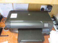 HP Core i3 computer system, LG flat screen monitor, HP Officejet Pro 8100 printer