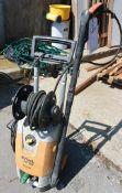 Stihl RE128 Plus 240v pressure washer