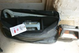 Genny 4 SPX CAT4 radio detection, with carry case and additional Genny radio detective unit