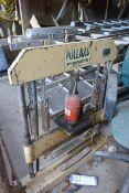 Erddy hydraulic guillotine