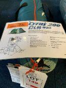 Easy Camp Cyrus 200 Tent (Unused)