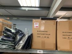 Approx 120 Blue Diamond versa tile carry bags, windbreak bags as lotted