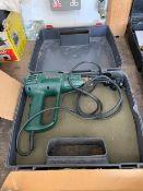 Bosch heat gun and a Hot Glue gun