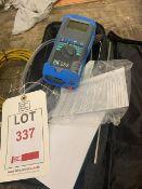 Kane K255 combustion analyser test units