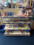 Contents of display unit to include air fresheners, maps, books & guides etc., as lotted