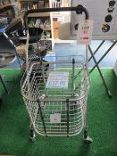 Large shopping trolley (Ex-display)