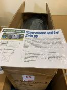 Two Outdoor Revolution hand XL low drive away fibre glass poled awnings for campervans (Boxed)