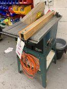 Ferm FZT-250 Circular table saw 230V 1500W s/n 104414/2000