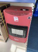 Leisurewize portable Butane cabinet heater (unboxed)