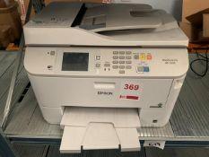 Epson WF-J620 workforce pro printer