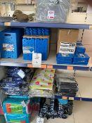 Outwell Albatross L cool bag, bottle cooler bag, approx 20 Kampa ice packs 600ml, approx 45 Kampa