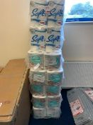 Sixty Six 4 pack sealed toilet rolls