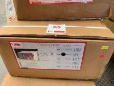 Fiamma (Zip) 310 CS Light Caravan Store length 318cm height from ground 240-260cm (Boxed)