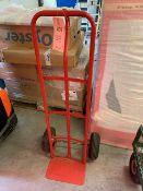 Sack Barrow and box trolley
