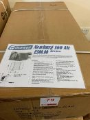 Outwell Newburg 160 air drive away awning for campervans (Boxed)