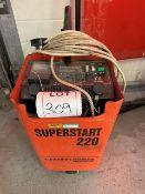 Sealey Superstart 220 charger/starter