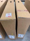 Two Fiamma Pro CN carry bike racks (Boxed)