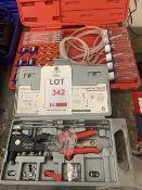 Karnat HN-2K rivet tool kit and master pro kit