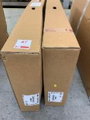 Two Fiamma Pro N carry bike racks (Boxed)