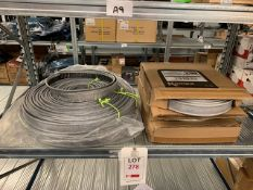 Contents of shelf to include Kampa Kender 4mm-6mm strip